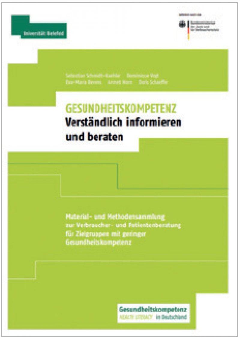 24 Methoden zur Kommunikation werden in dem Leitfaden vorgestellt (http://d.aerzteblatt.de/SE91).