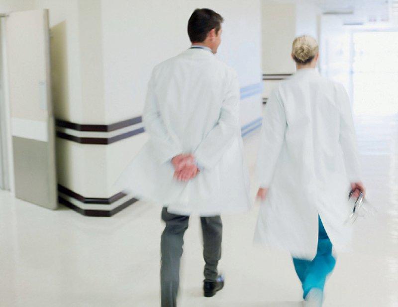 Der EU-Ausstieg Großbritanniens könnte Auswirkungen auf zahlreiche deutsche Ärzte haben. Foto: iStockphoto