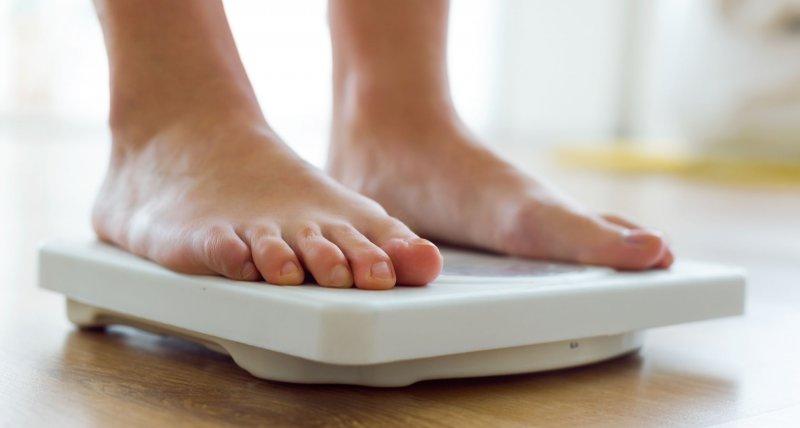 Waage Körpergewicht