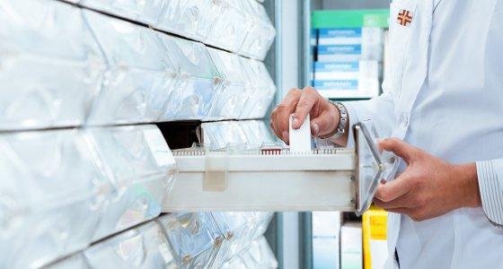 Lieferengpässe: Montgomery fordert Medikamentenreserve