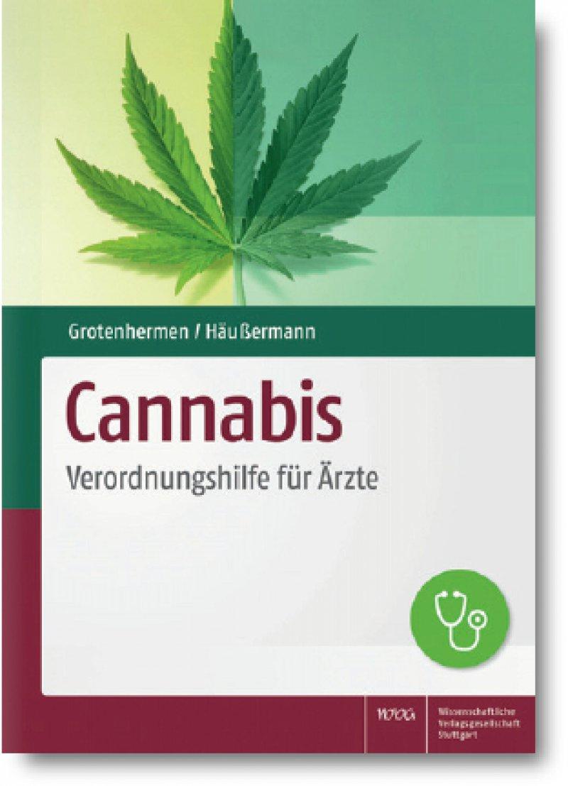 Die Cannabis- Verordnungshilfe für Ärzte ist über die Wissenschaftliche Verlagsgesellschaft Stuttgart erhältlich.