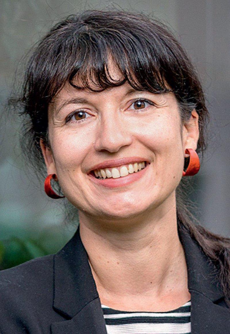 Stefanie Speidel, Foto: André Wirsig