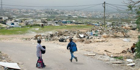 Westjordanland