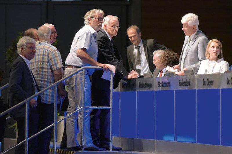 Anträge: 274 Anträge reichten die Delegierten ein. Foto: Jürgen Gebhardt