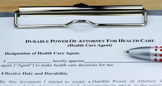 Advance Directives and Powers of Attorney in Intensive Care Patients