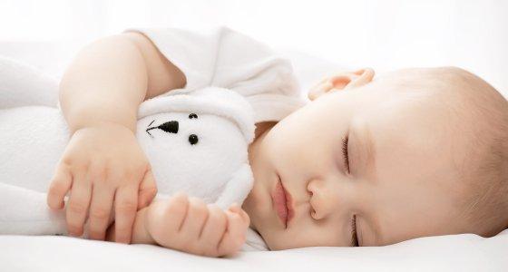 Babys erlernen Wortbedeutungen im Schlaf