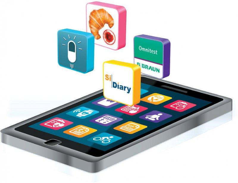 Das Qualitätssiegel geht an: Omnitest Diabetes Tagebuch, SiDiary, MyTherapy und BE Rechner Pro. Diese Apps unterstützen den Nutzer bei der Dokumentation des Diabetes, der medikamentösen Behandlung und der Ernährung. Foto: arrow/stock.adobe.com [m]