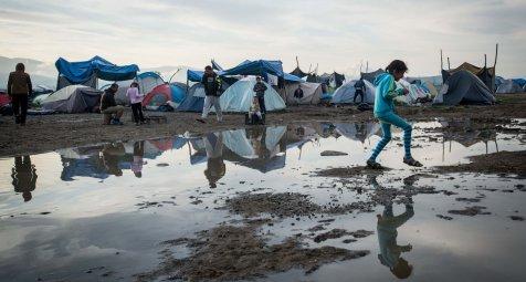 Griechenland will mehr Hilfe für Flüchtlingskrise