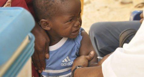 Jedes zehnte Kind ohne Impfung gegen Masern, Diphtherie und Tetanus