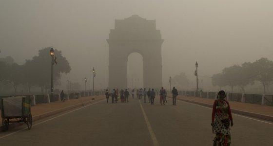 Ärztebund ruft Gesundheitsnotstand für Neu Delhi aus