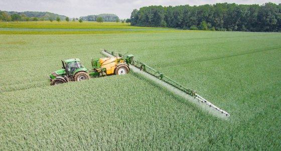 Glyphosat: EU kündigt mehr Transparenz an