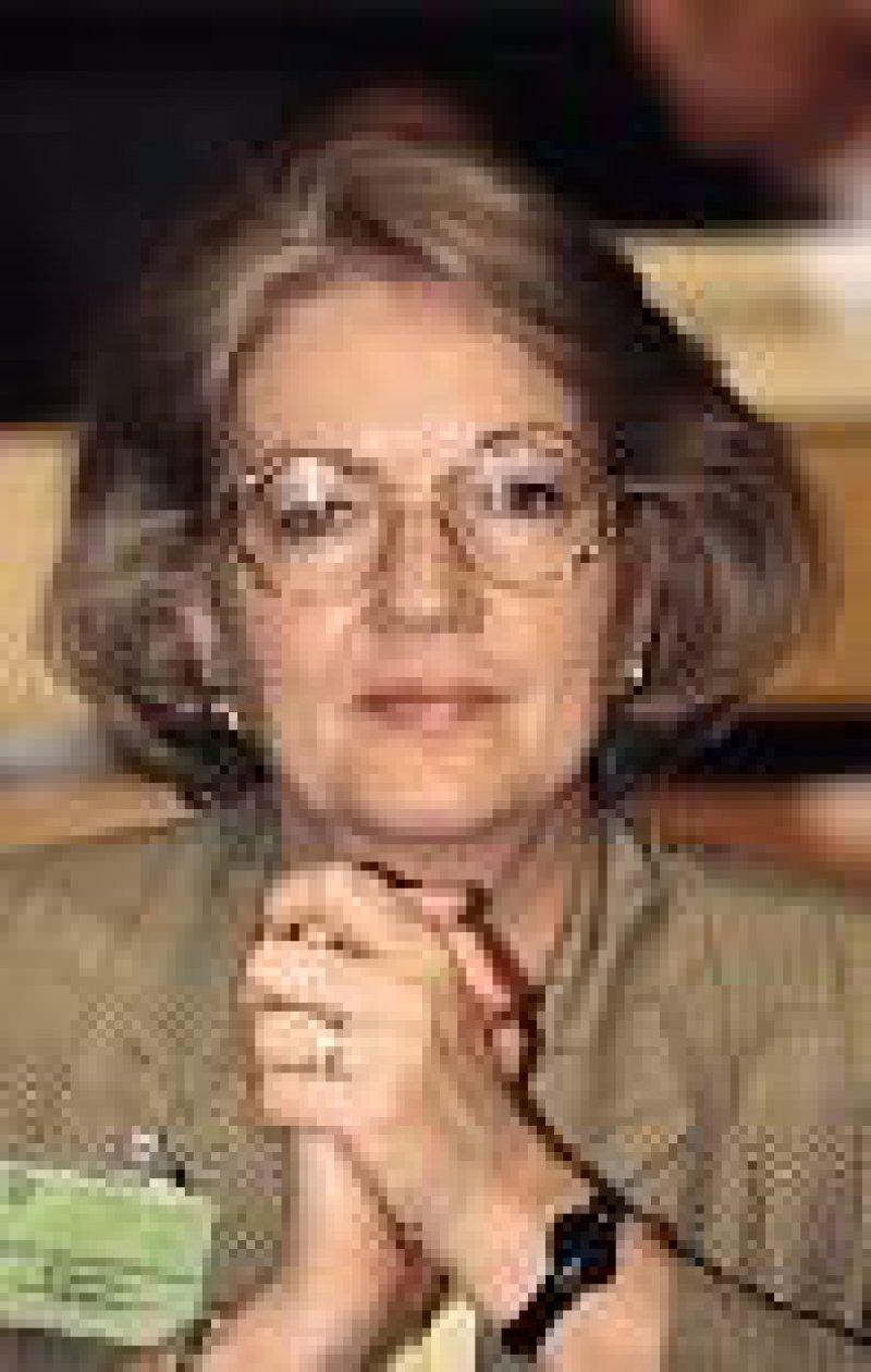 Ingrid Hasselblatt-Diedrich. Foto: Archiv/Bernhard Eifrig