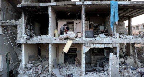 UN-Sicherheitsrat tagt zu Ost-Ghouta