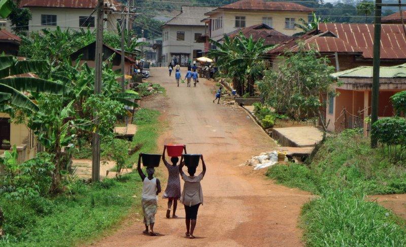 In Ghana gibt es eine allgemeine Krankenversicherung, die eine Basisversorgung abdeckt. Dennoch zögern viele Patienten den Arztbesuch hinaus. Foto: You4Ghana
